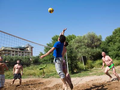 Sun Club Side - sport