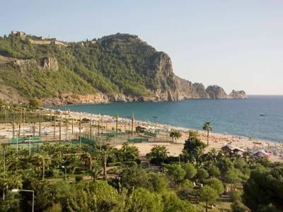 Riviera Hotel & Spa - lage