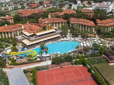 Alba Resort - lage