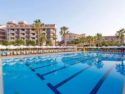 PrimaSol Hane Family Resort - ausstattung