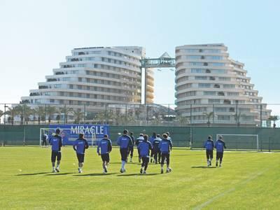 Miracle Resort - sport