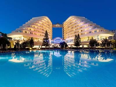 Miracle Resort - ausstattung