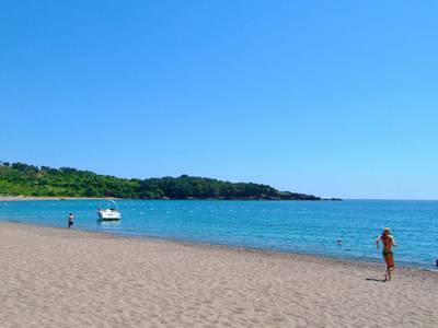 Gardenia Beach - lage