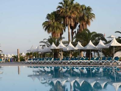Turquoise Hotel - ausstattung