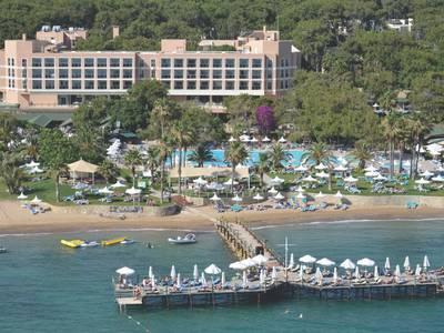 Turquoise Hotel - lage