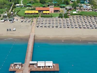 Gloria Verde Resort - lage