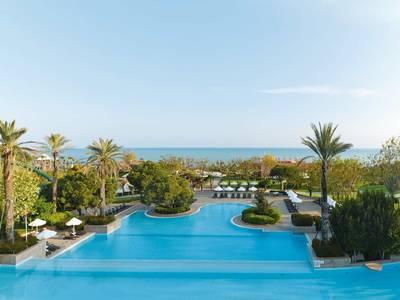 Gloria Verde Resort - ausstattung
