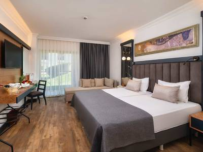 Alva Donna Exclusive Hotel & SPA - zimmer