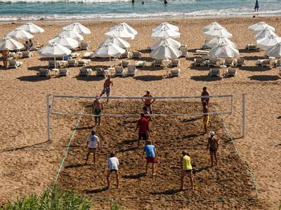 Sueno Hotels Beach Side - sport