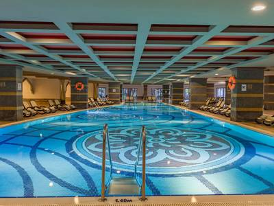 Royal Dragon Hotel - wellness