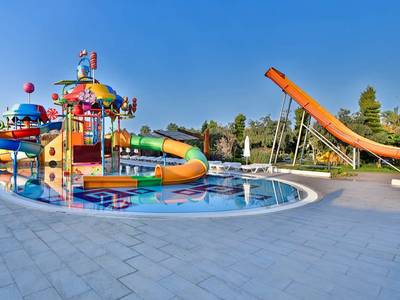 Saturn Palace Resort - ausstattung