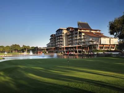 Sueno Hotels Golf Belek - lage