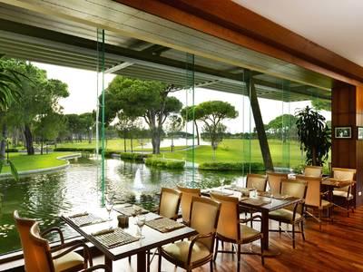 Gloria Serenity Resort - ausstattung
