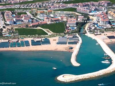 Seher Sun Palace Resort & Spa - lage