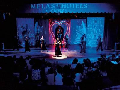 Melas Resort - unterhaltung