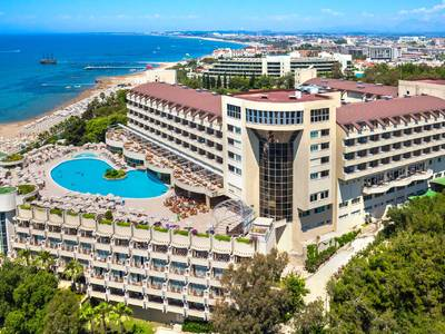 Melas Resort - lage