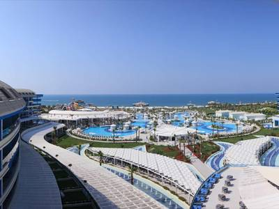 Sueno Hotels Deluxe Belek - lage