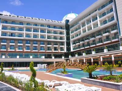 Luna Blanca Resort & Spa - lage