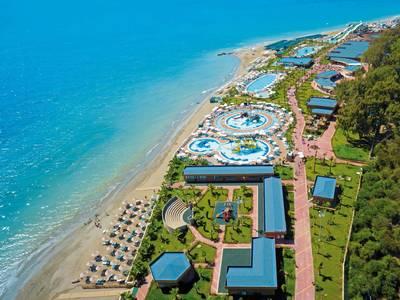 Eftalia Marin Resort - lage