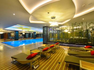 Azura Deluxe Hotel - ausstattung
