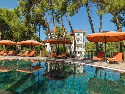 Ali Bey Resort - ausstattung