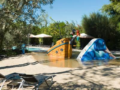 Ali Bey Resort - kinder