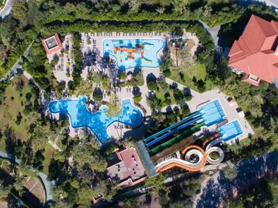 Ali Bey Resort - lage