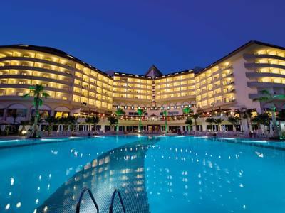 Saphir Resort & Spa - ausstattung