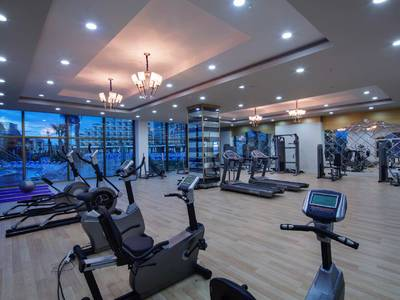 Alan Xafira Deluxe Resort & Spa - sport