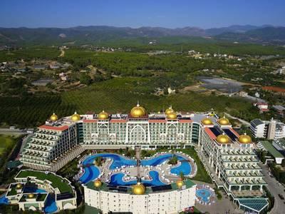 Alan Xafira Deluxe Resort & Spa - lage