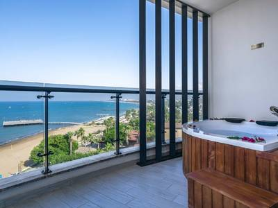 Seaden Quality Resort & Spa - zimmer