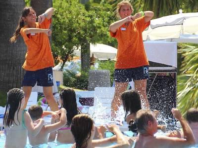Aqua Hotel Aquamarina & Spa - unterhaltung