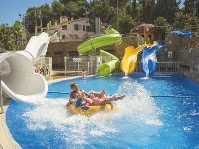 Rosamar Garden Resort - ausstattung