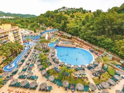 Rosamar Garden Resort - lage