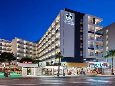 Gran Hotel Flamingo - lage