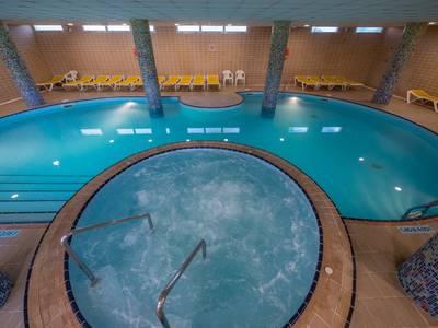 Golden Taurus Aquapark Resort - wellness