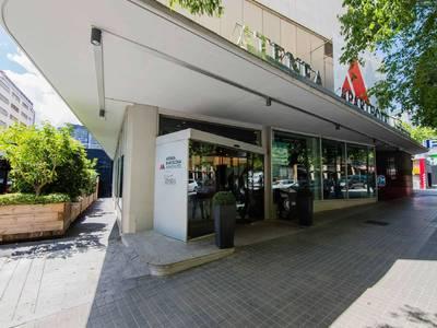 Atenea Barcelona Aparthotel - lage