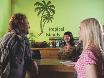 Tropical Islands - ausstattung