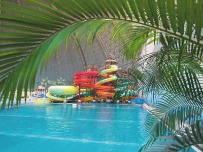 Tropical Islands - unterhaltung