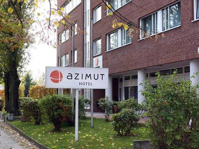 Azimut Hotel Berlin City South - lage