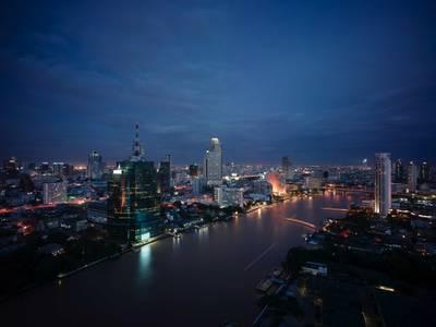 Millennium Hilton Bangkok - lage