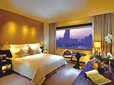 Millennium Hilton Bangkok - zimmer