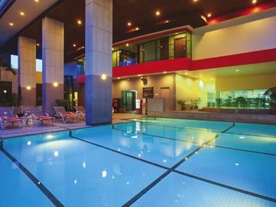 Bandara Suites Silom - ausstattung