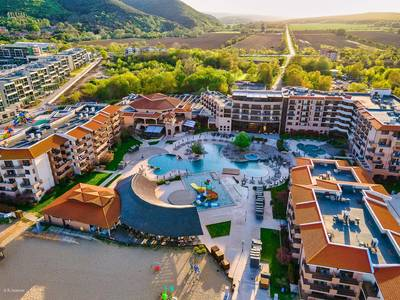 HVD Clubhotel Miramar - lage