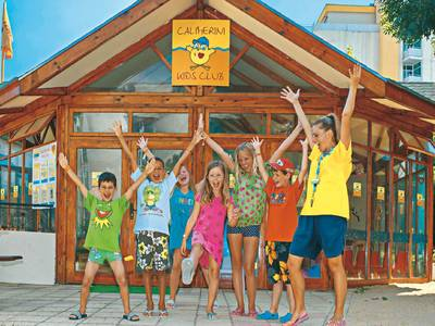 Club Hotel Sunny Beach - kinder