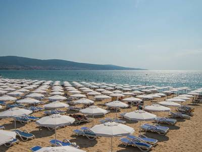 Melia Sunny Beach - lage
