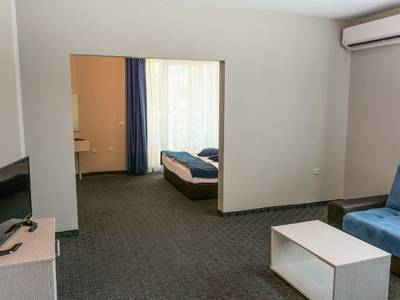 MPM Hotel Arsena - zimmer