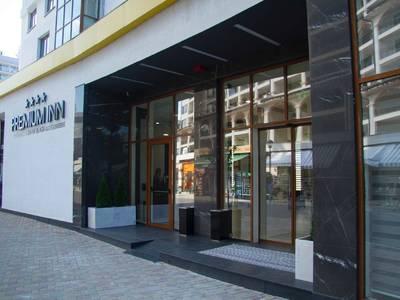 Best Western PLUS Premium Inn - lage