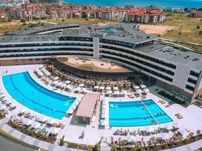 Aqua Paradise Resort - lage