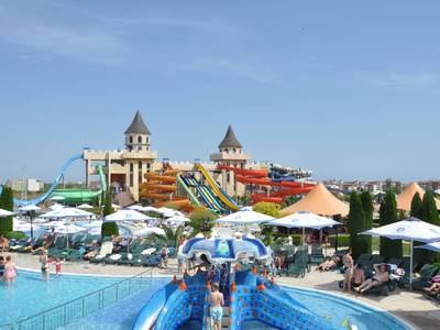 Aqua Paradise Resort - ausstattung